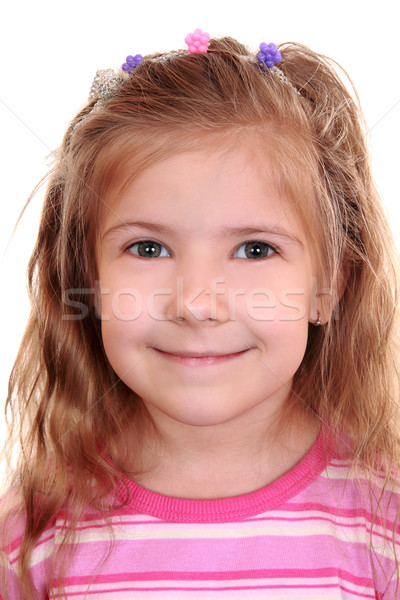 Portrait of a Girl  Stock photo © krugloff