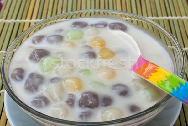 Thai dessert. Stock photo © kttpngart