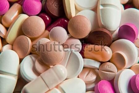 various pills Stock photo © kubais