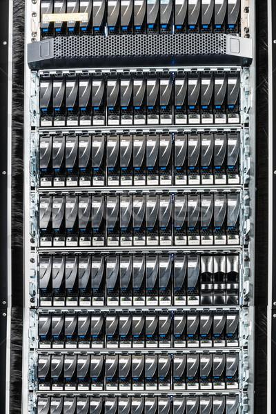 Rechenzentrum Internet Technologie Server Netzwerk Service Stock foto © kubais
