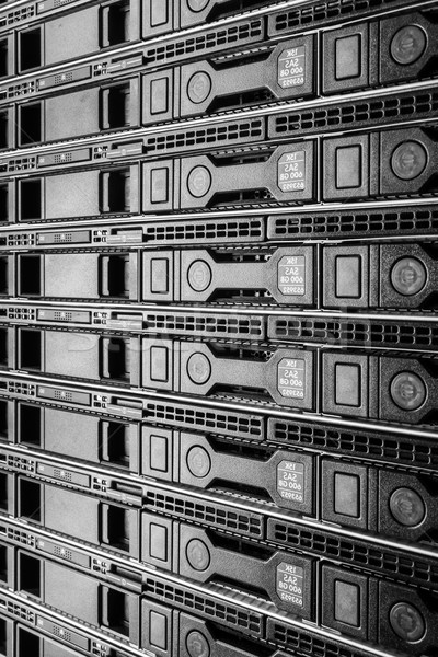 data center  Stock photo © kubais