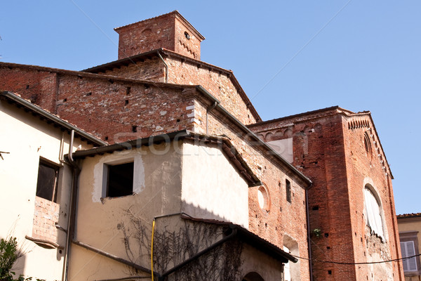 Tuscan historic architecture Stock photo © kubais