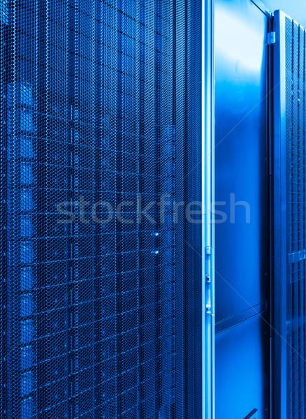 Rede servidor quarto negócio computador internet Foto stock © kubais