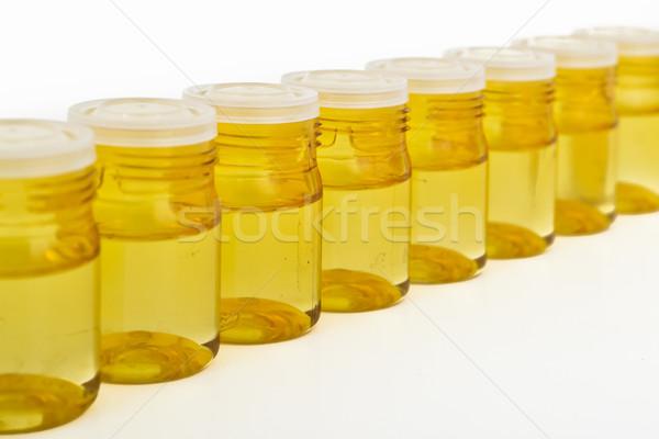 Kozmetik cam konsantre antioksidan vücut güzellik Stok fotoğraf © kubais