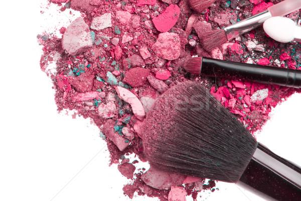 crushed eyeshadows Stock photo © kubais