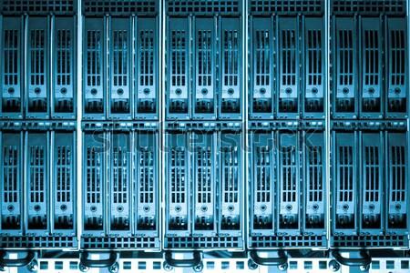 центр обработки данных сервер сеть веб связи службе Сток-фото © kubais