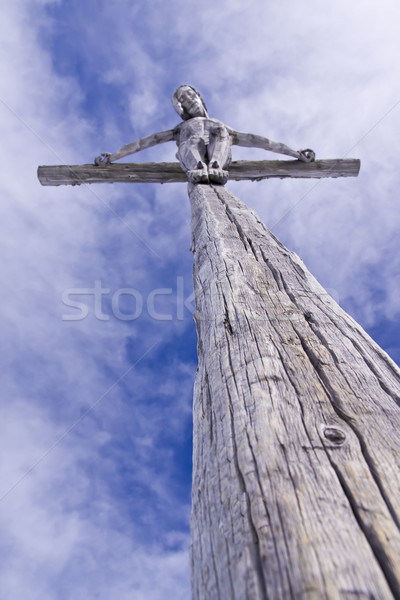 crucifixion Stock photo © kubais