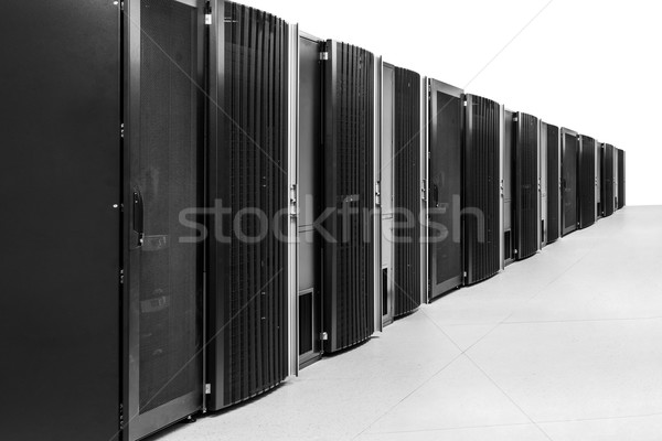 network server room  Stock photo © kubais