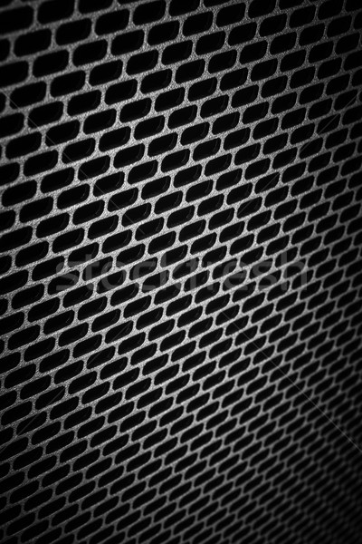 Abstract metalen grid naadloos bouw Stockfoto © kubais