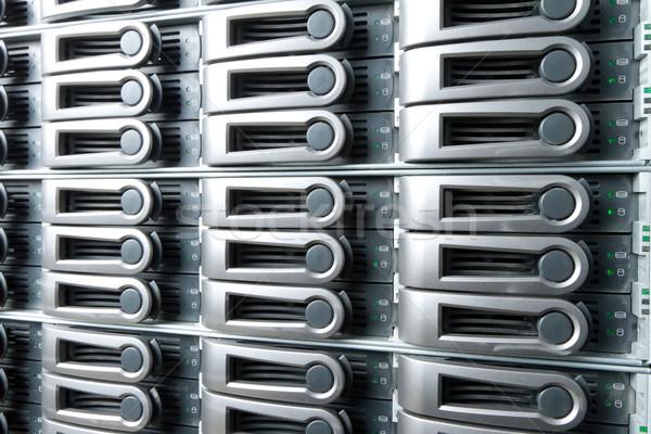 データセンター 詳細 ビジネス インターネット セキュリティ 通信 ストックフォト © kubais