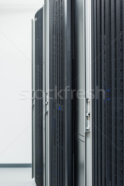 Réseau serveur chambre affaires ordinateur internet Photo stock © kubais