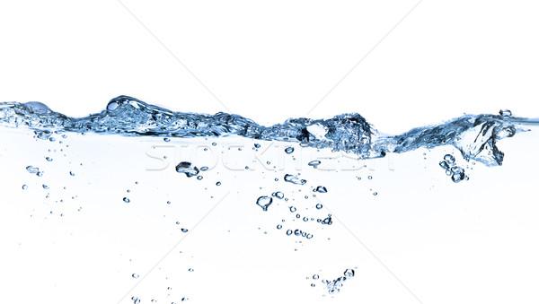 water splashing Stock photo © kubais