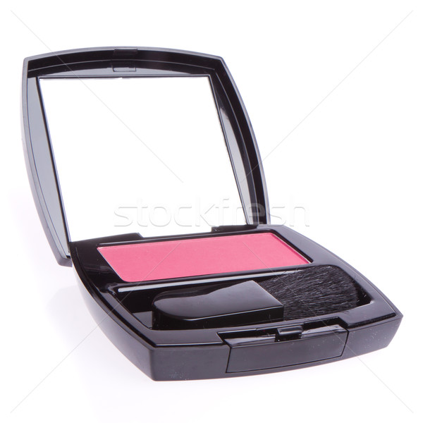 compact blush with brush Stock photo © kubais