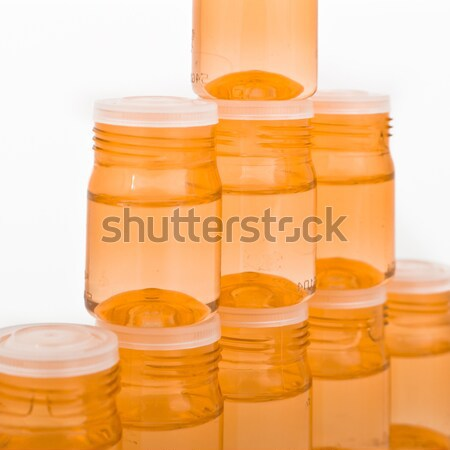 cosmetic glass containers Stock photo © kubais