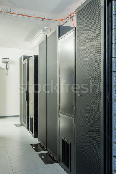 сеть сервер комнату бизнеса компьютер интернет Сток-фото © kubais