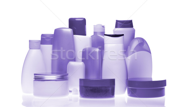 cosmetic bottles Stock photo © kubais