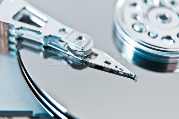 Ordinateur disque dur internet sécurité Photo stock © kubais