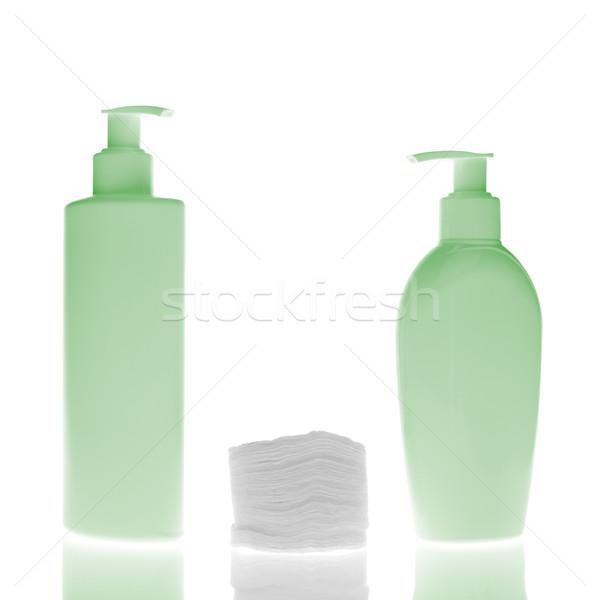 cosmetic bottles Stock photo © kubais