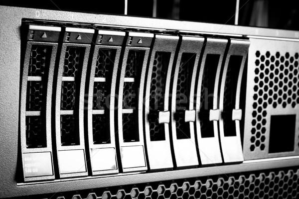 Data center detail Stock photo © kubais