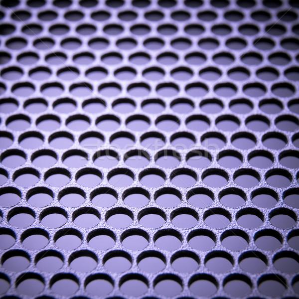 abstract metallic grid Stock photo © kubais