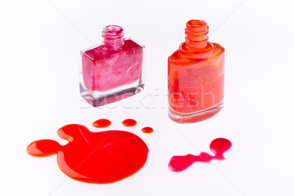 nail polish Stock photo © kubais