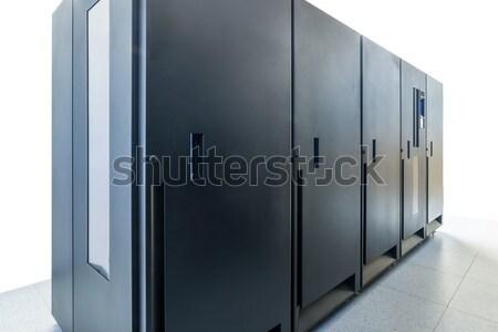 Red servidor habitación negocios ordenador Internet Foto stock © kubais