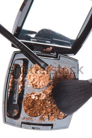 crushed compact eyeshadows Stock photo © kubais