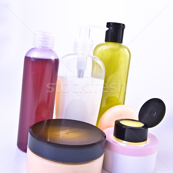 creams and lotions Stock photo © kubais