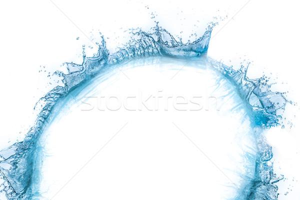 water splash Stock photo © kubais