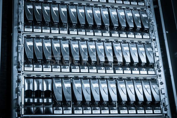 データセンター コンピュータ インターネット 技術 サーバー ネットワーク ストックフォト © kubais