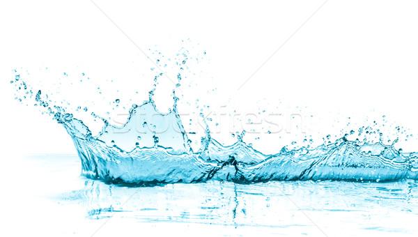 бирюзовый изолированный белый воды аннотация Сток-фото © kubais