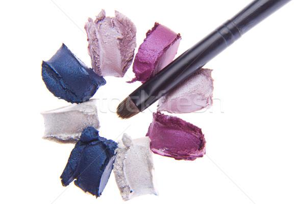 cream eyeshadows Stock photo © kubais