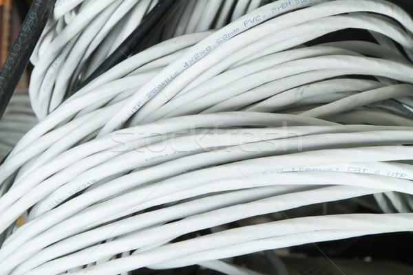 network cables concept Stock photo © kubais