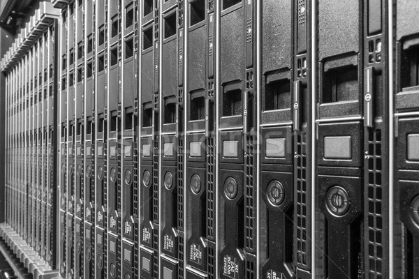 data center  Stock photo © kubais