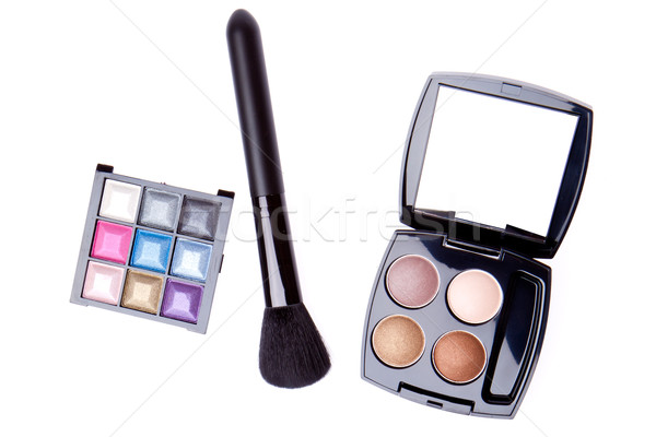 compact eyeshadows Stock photo © kubais