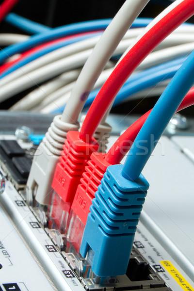 network cables Stock photo © kubais