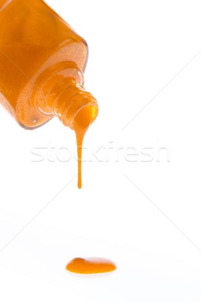 Stock photo: nail polish
