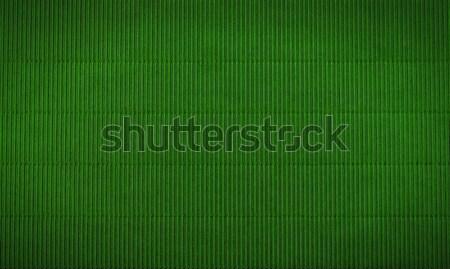Dalgalı yeşil dikey doku dizayn Stok fotoğraf © kuligssen