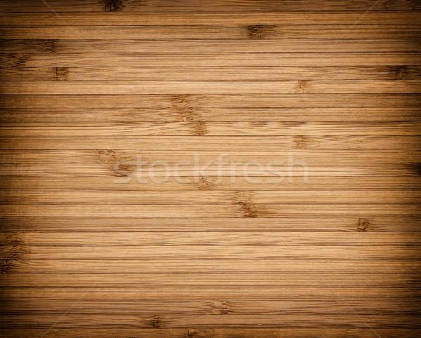 Ahşap karanlık doku dizayn arka plan çerçeve Stok fotoğraf © kuligssen
