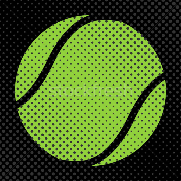 Sports background, vector illustration Stock photo © kup1984