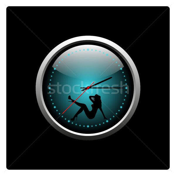 Watches, vector illustration. Stock photo © kup1984