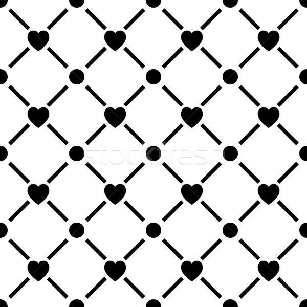 Seamless pattern, vector illustration. Stock photo © kup1984