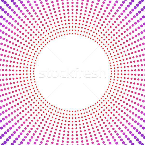 Abstract frame, vector illustration. Stock photo © kup1984