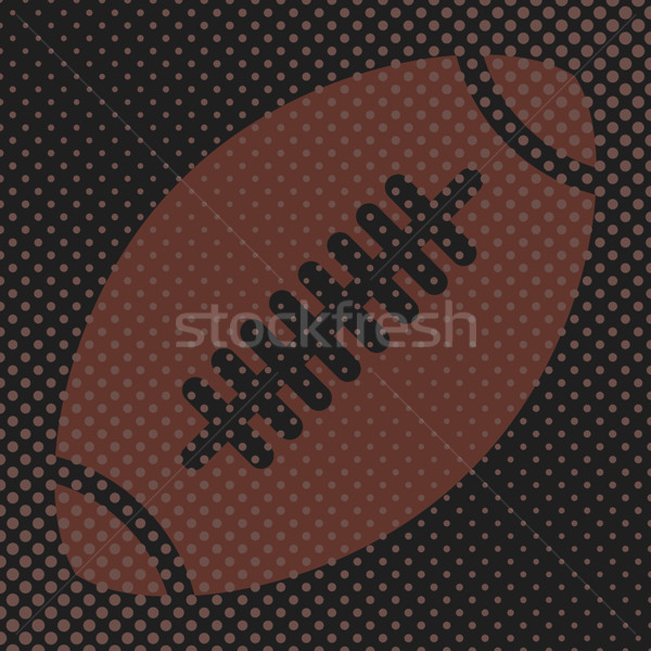 Sports background, vector illustration. Stock photo © kup1984