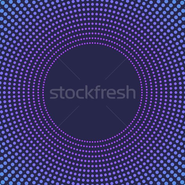 Abstrato quadro meio-tom efeito lugar texto Foto stock © kup1984