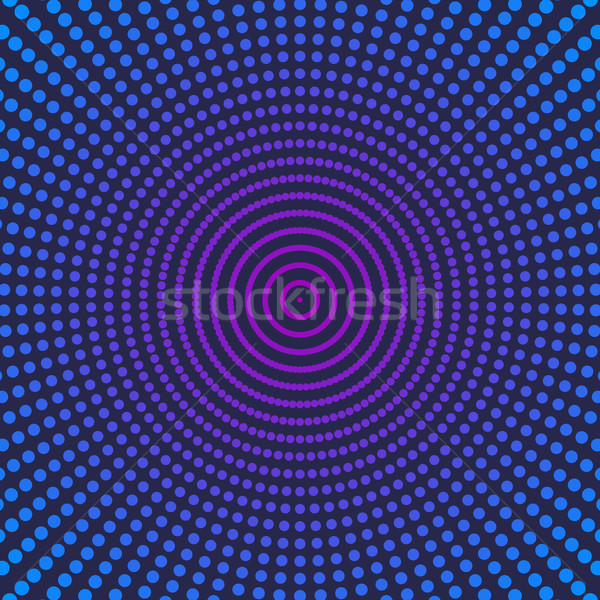 Bright abstract background, vector illustration. Stock photo © kup1984