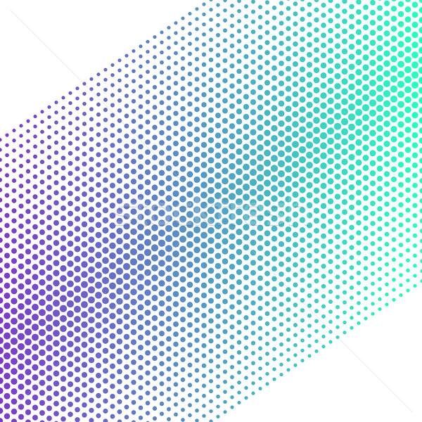 ярко аннотация синий Purple полутоновой эффект Сток-фото © kup1984
