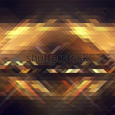 Abstract luminoso piazze spazio texture sfondo Foto d'archivio © kup1984