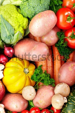 Fresh vegetables Stock photo © Kurhan