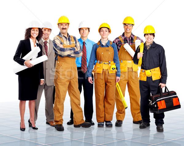 Рабочие люди - это  значение слова рабочие люди